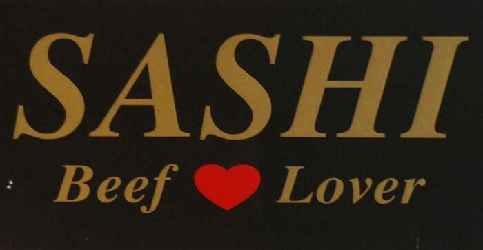 Sashi beef