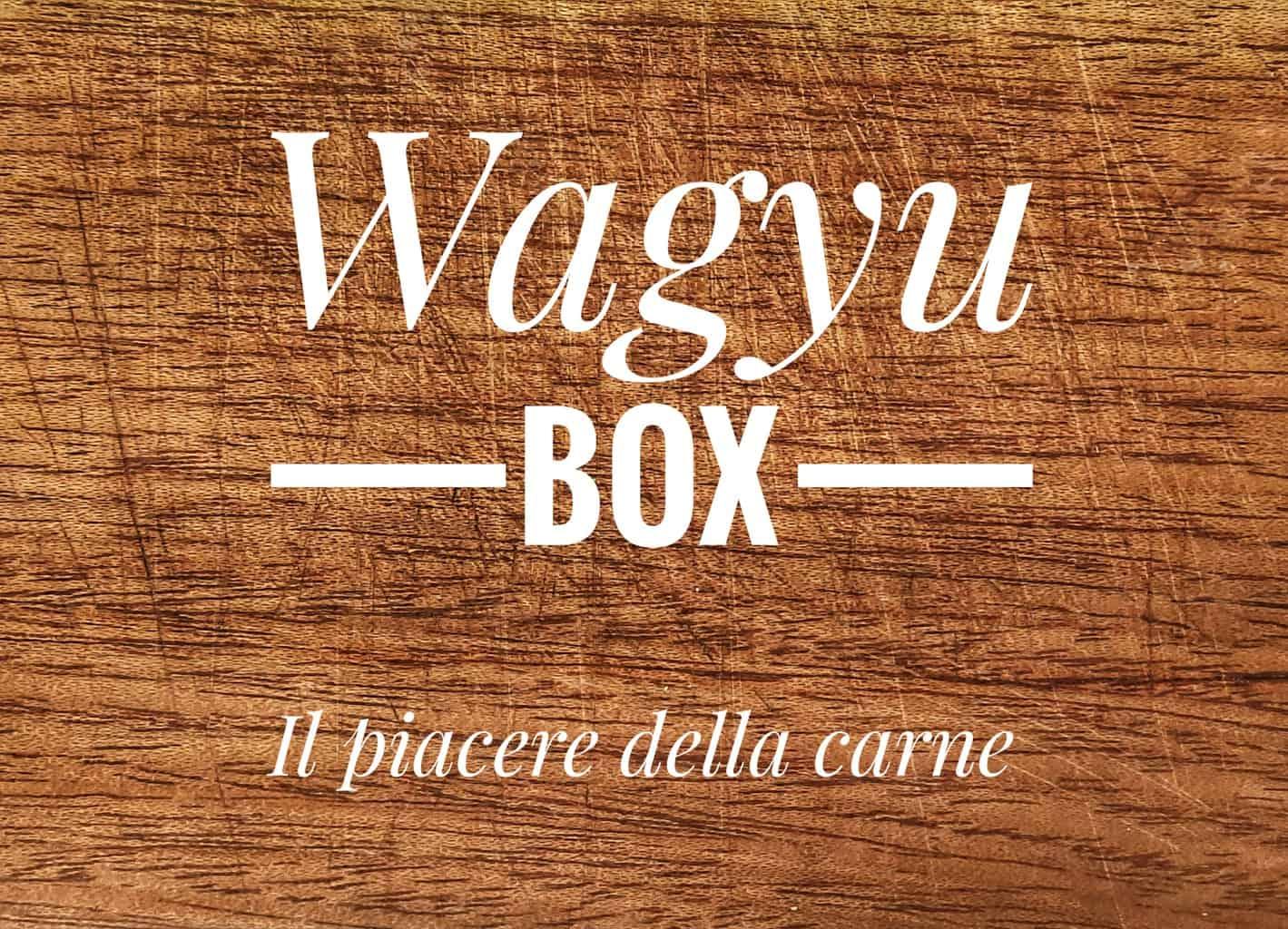Wagyu box
